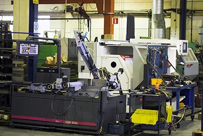 Specialisten på maskiner, maskinkomponenter, verktygstillverkning och kugghjulsfräsning